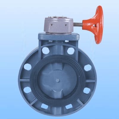 Omen Industrial Pvc Butterfly Valve Manufacturer And Pvc